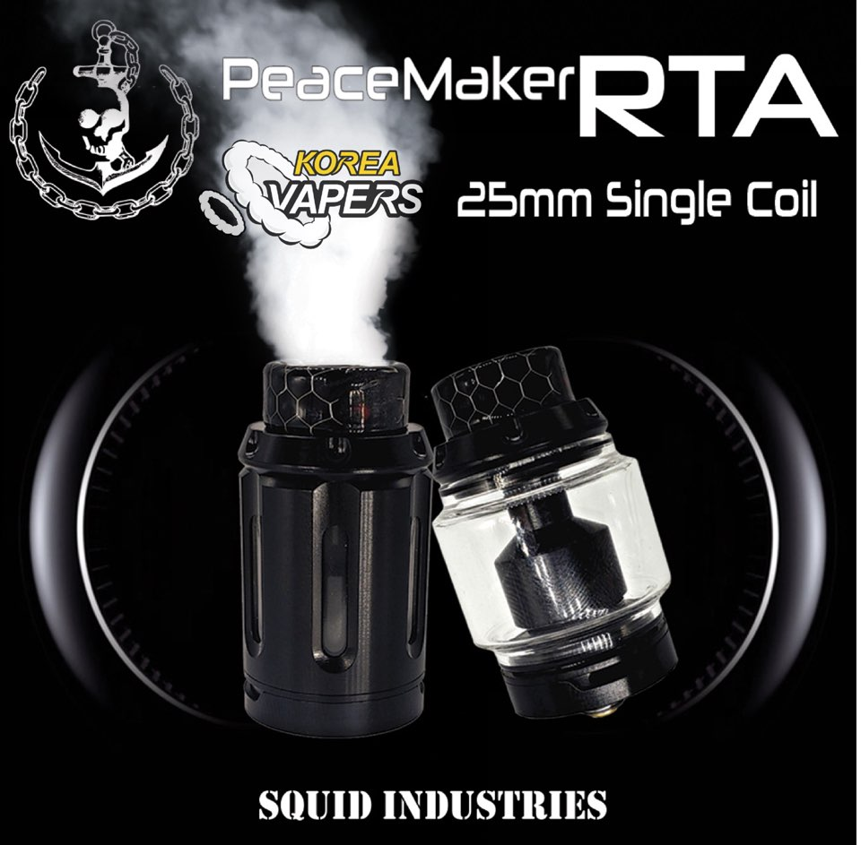 피스메이커 싱글 RTA (PeacMaker Single RTA)